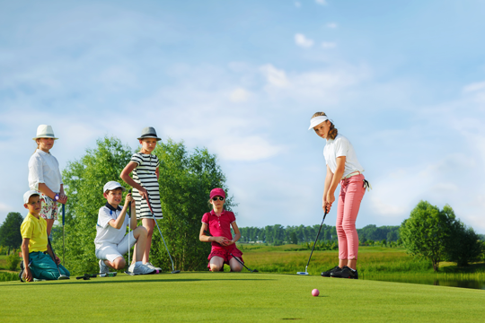 Golf Course Membership Marketing