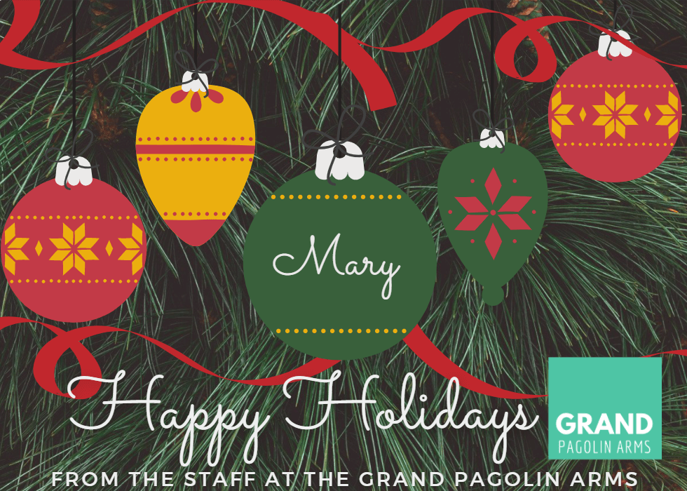 Multifamily Holiday Greeting Card Free Download
