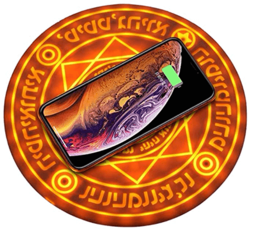 Magical Runes Wireless Charger - 2020 Holiday Gift List